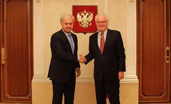 Генеральный секретарь ШОС встретился с Председателем Совета Безопасности ООН